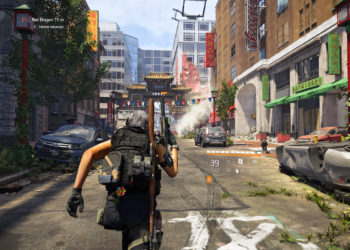 The Division 2 Needs A Casino Activity