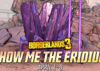 Borderlands 3 April 1 Hotfix