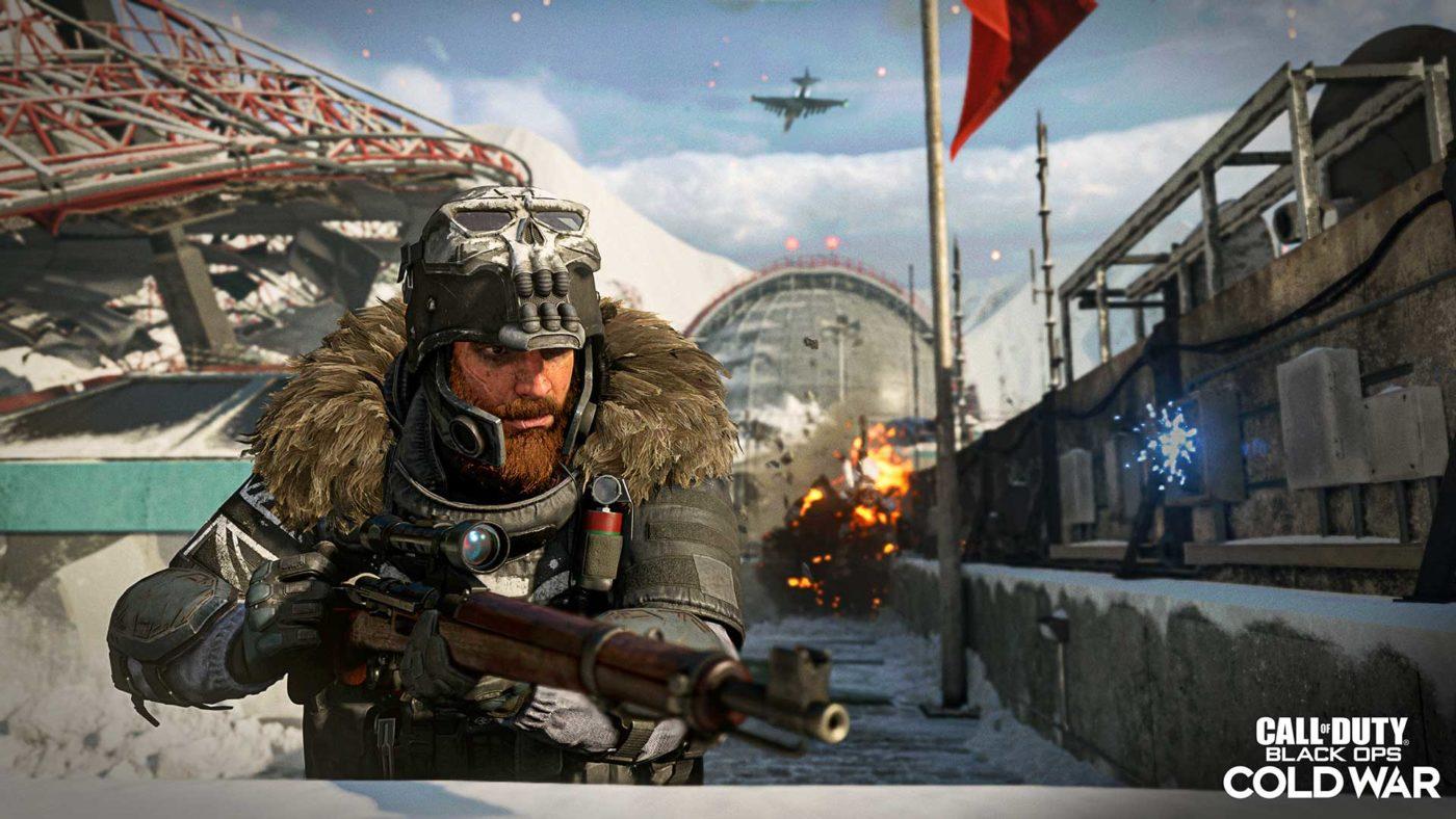 Black Ops Cold War & Warzone Season Three Gameplay Trailer