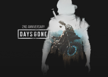 Days Gone 2nd Anniversary