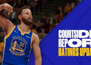 Latest NBA 2K21 Player Ratings Update April 22