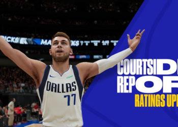 NBA 2K21 Player Ratings Update April 8