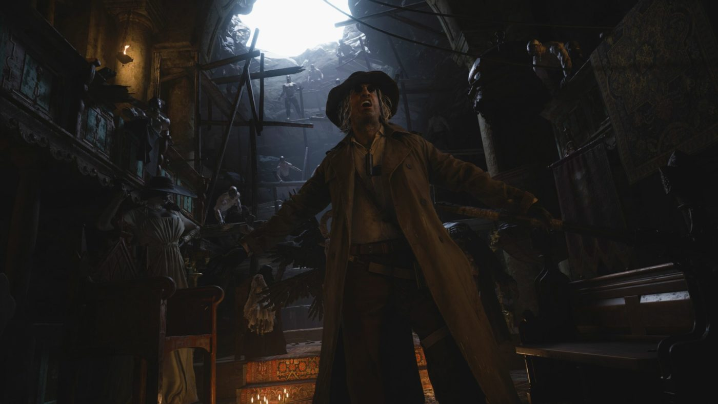 Resident Evil Village 4th Trailer and Screenshots