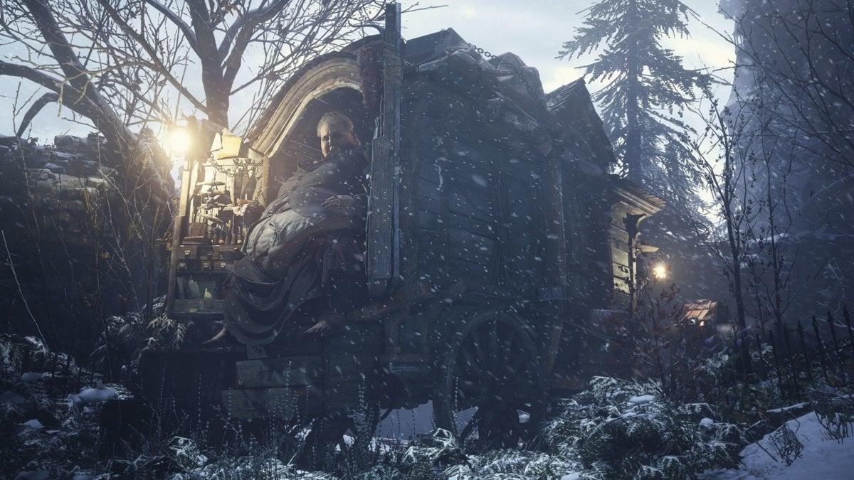 Resident Evil Village upgrades
