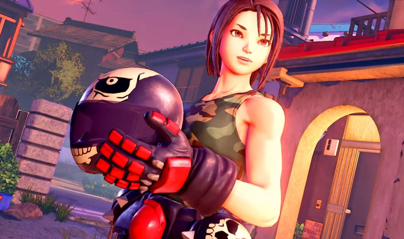Street Fighter 5 Spring Update