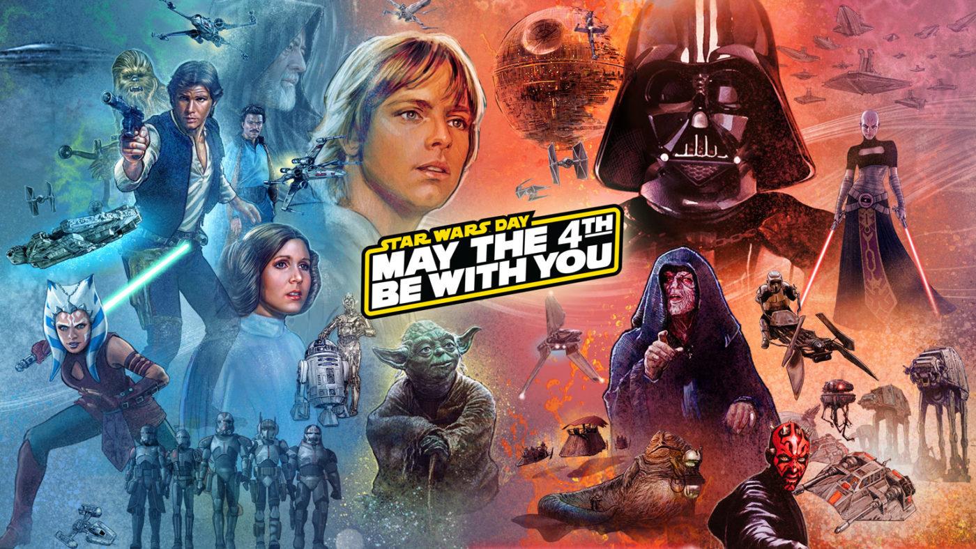 Star Wars Day 2021
