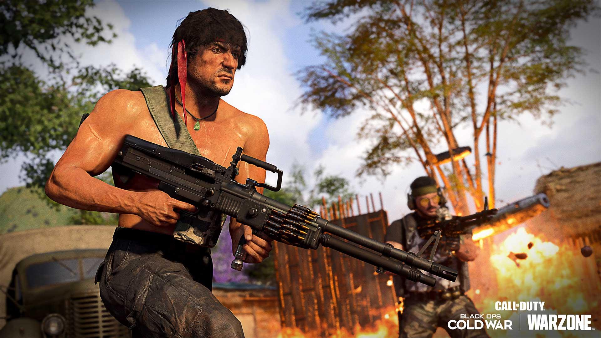 Black Ops Cold War & Warzone Season 3 Reloaded Roadmap