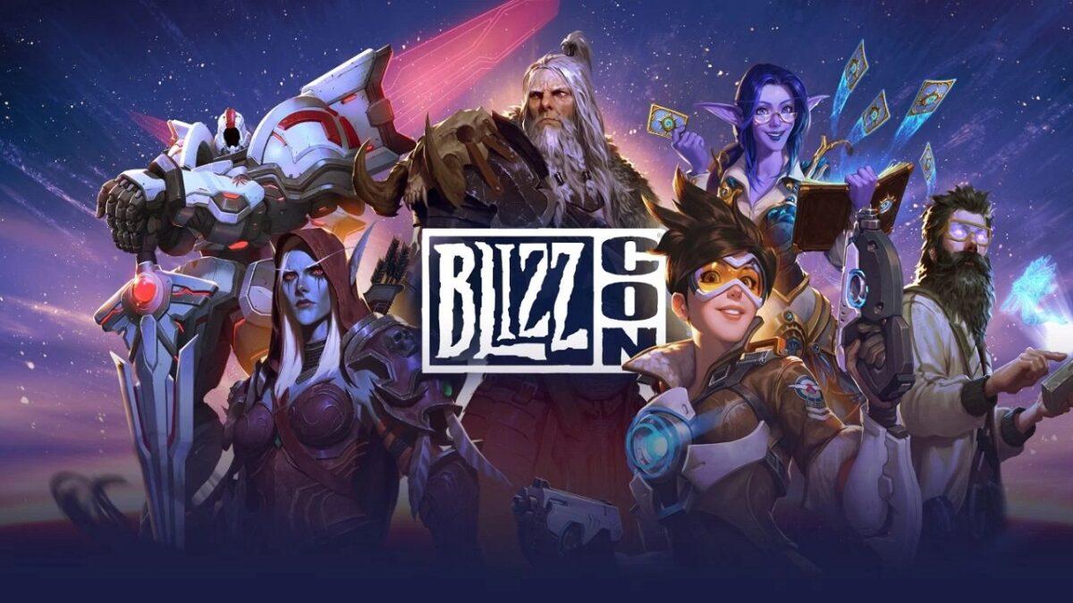 BlizzCon 2021