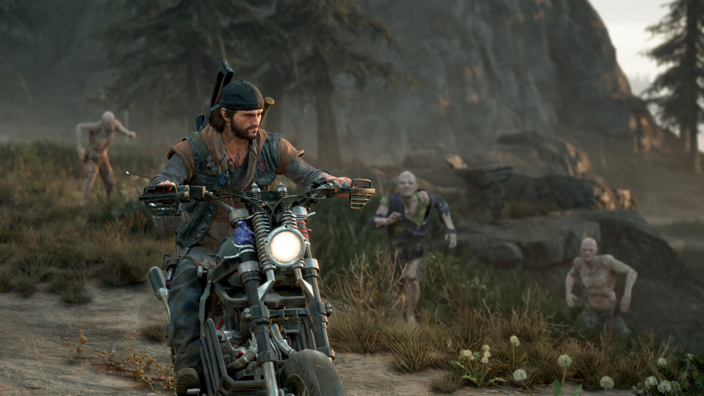 Days Gone PC Graphics Options