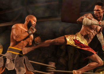 EA Sports UFC 4 Update 11.01 May 14