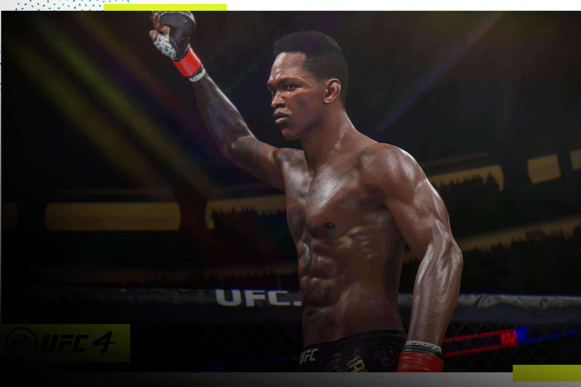 EA Sports UFC 4 Update 11.00