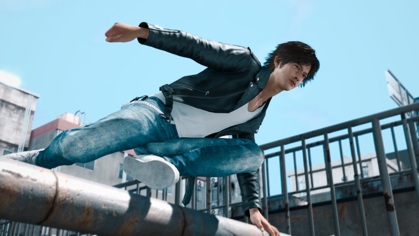 Judgment PS5 review