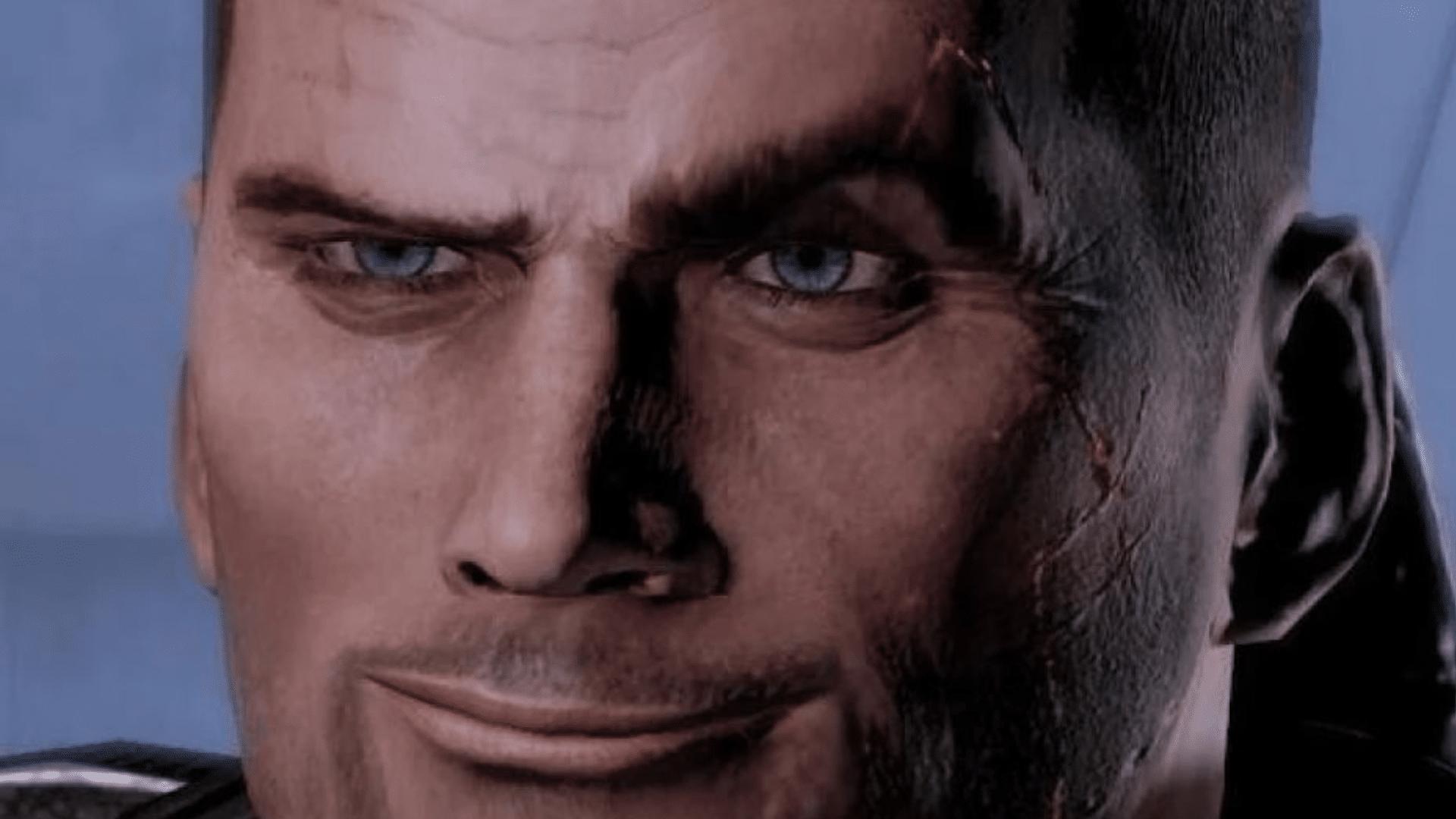 Mass Effect Legendary Edition Crash