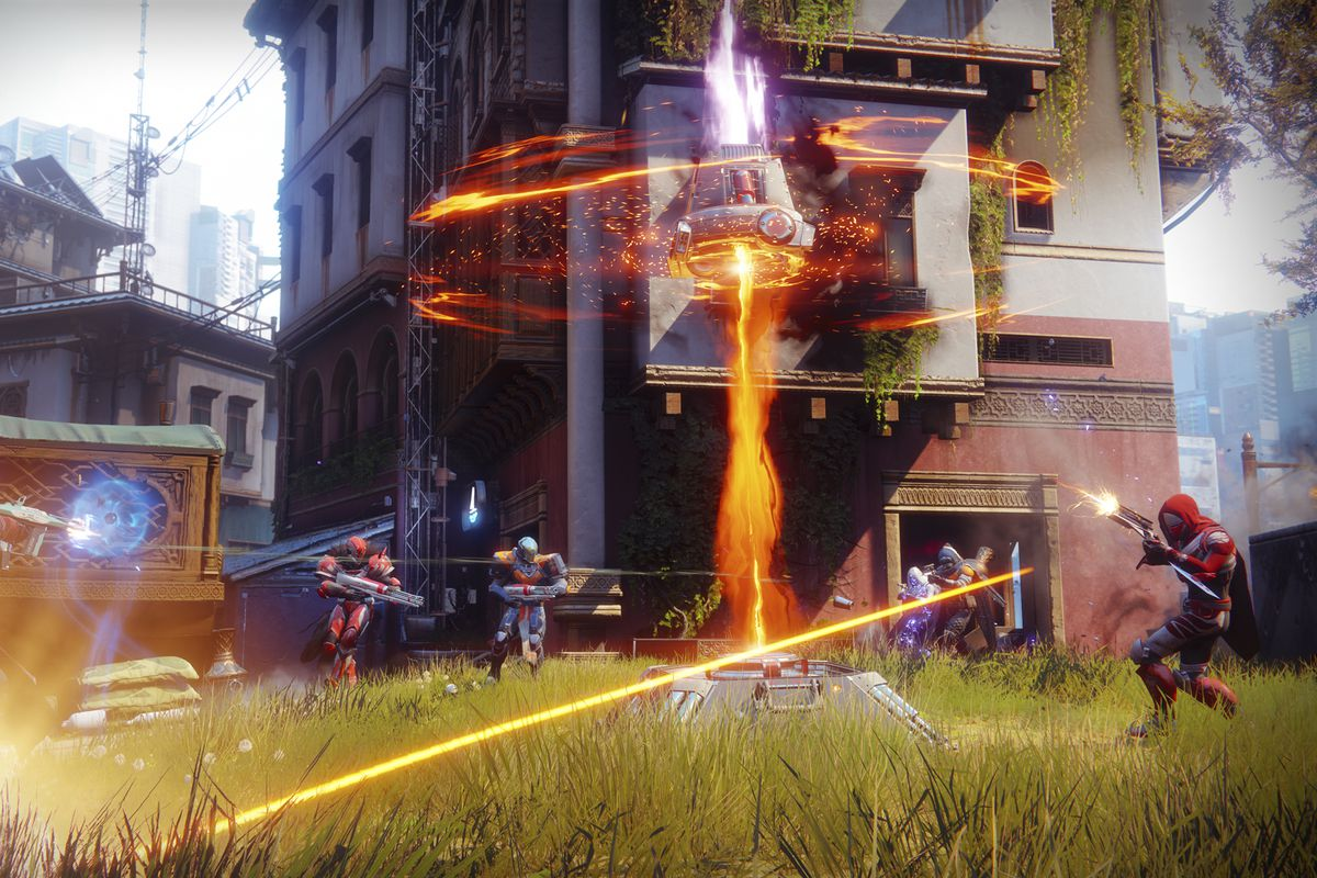 new Destiny 2 Weekly Reset May 25