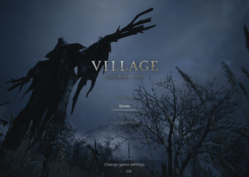 Resident Evil Village cross-gen save