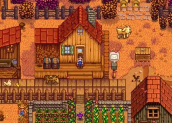 Stardew Valley Update 1.58 Shoots Out