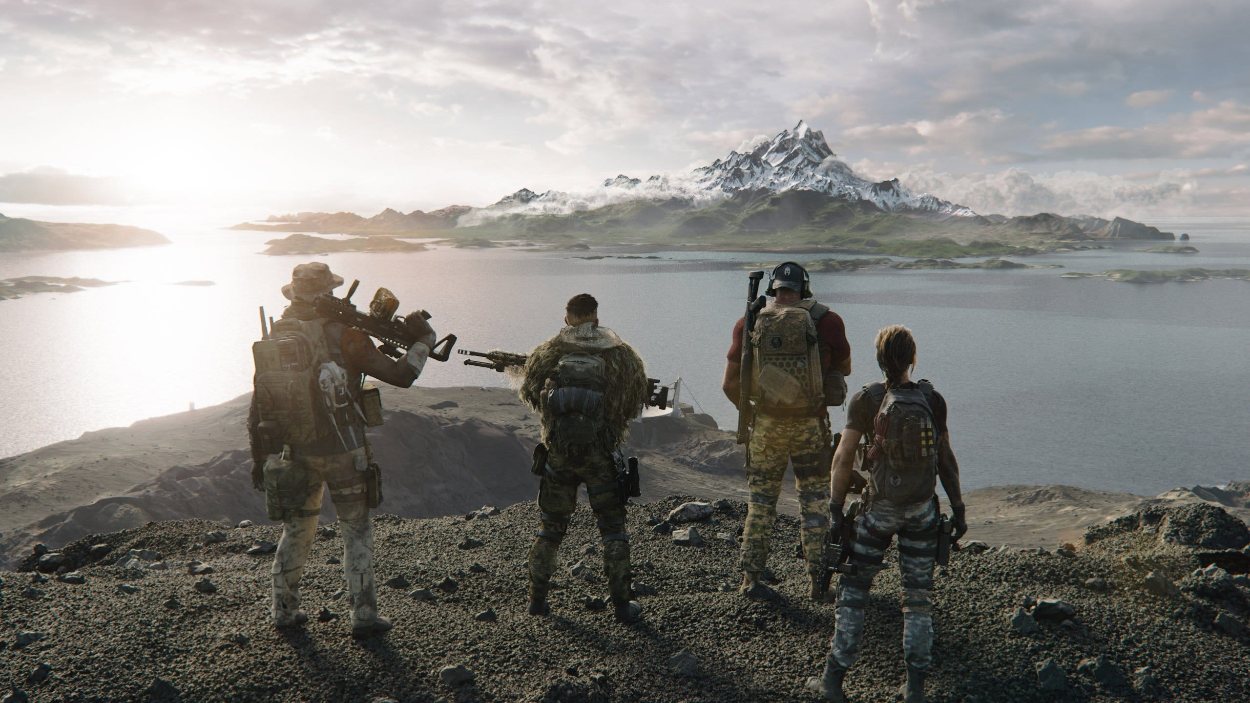 Ghost Recon Breakpoint Upcoming Update 4.0.0