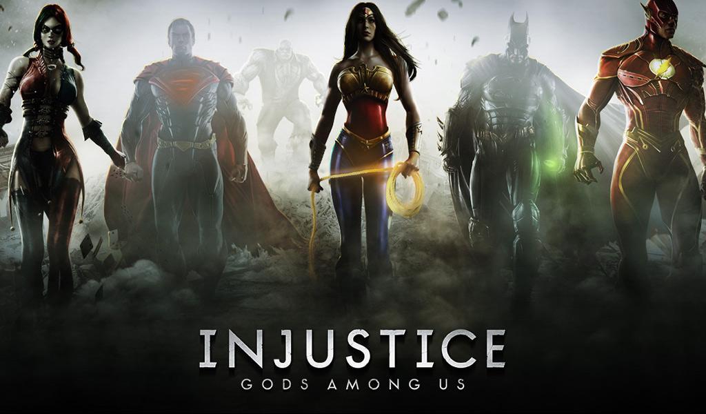 Injustice: Gods Among Us Animated Movie