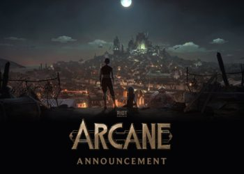 league of legends arcane netflix series coming fall 2021