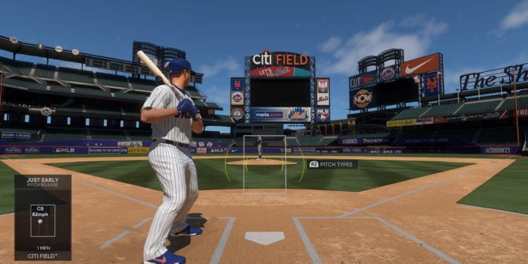 MLB The Show Update 1.06