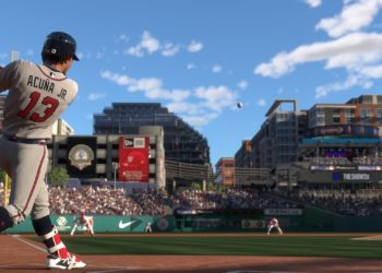 MLB The Show 21 Update 1.015