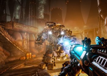 Necromunda: Hired Gun Gameplay Trailer