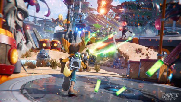 Ratchet & Clank Rift Apart Trophies