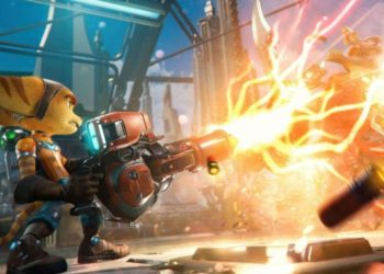 Ratchet & Clank: Rift Apart Weapons and Traversals Trailer