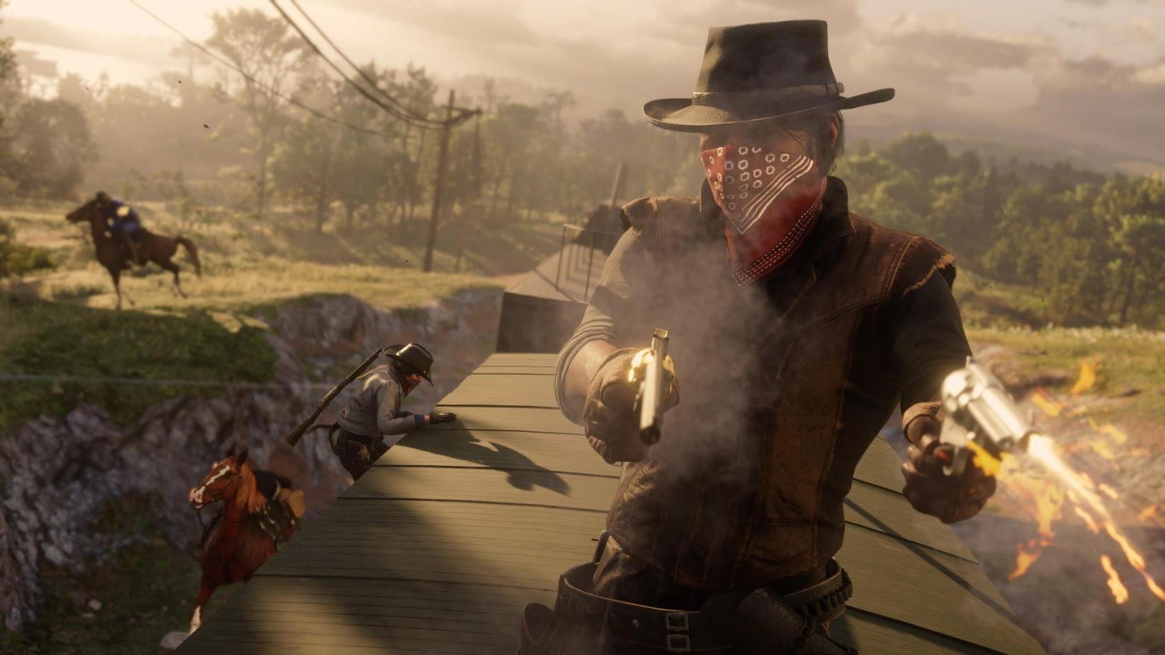 Red Dead Online Weekly Update October 5 Reset