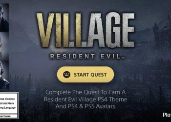 Resident Evil Village avatars