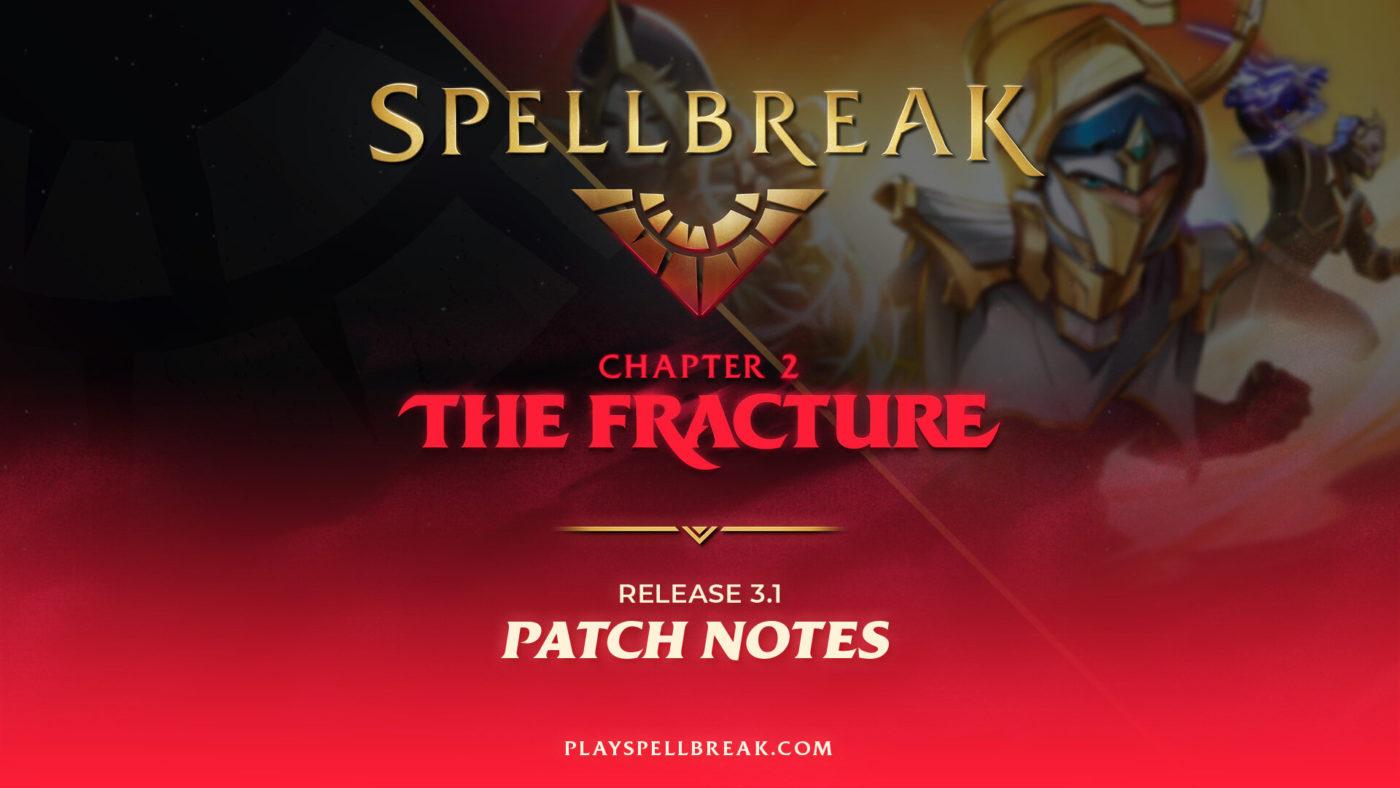 Spellbreak Update 3.10