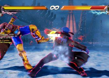 Tekken 7 Update 4.22