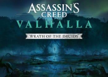 Assassins Creed: Valhalla Wrath of the Druids DLC