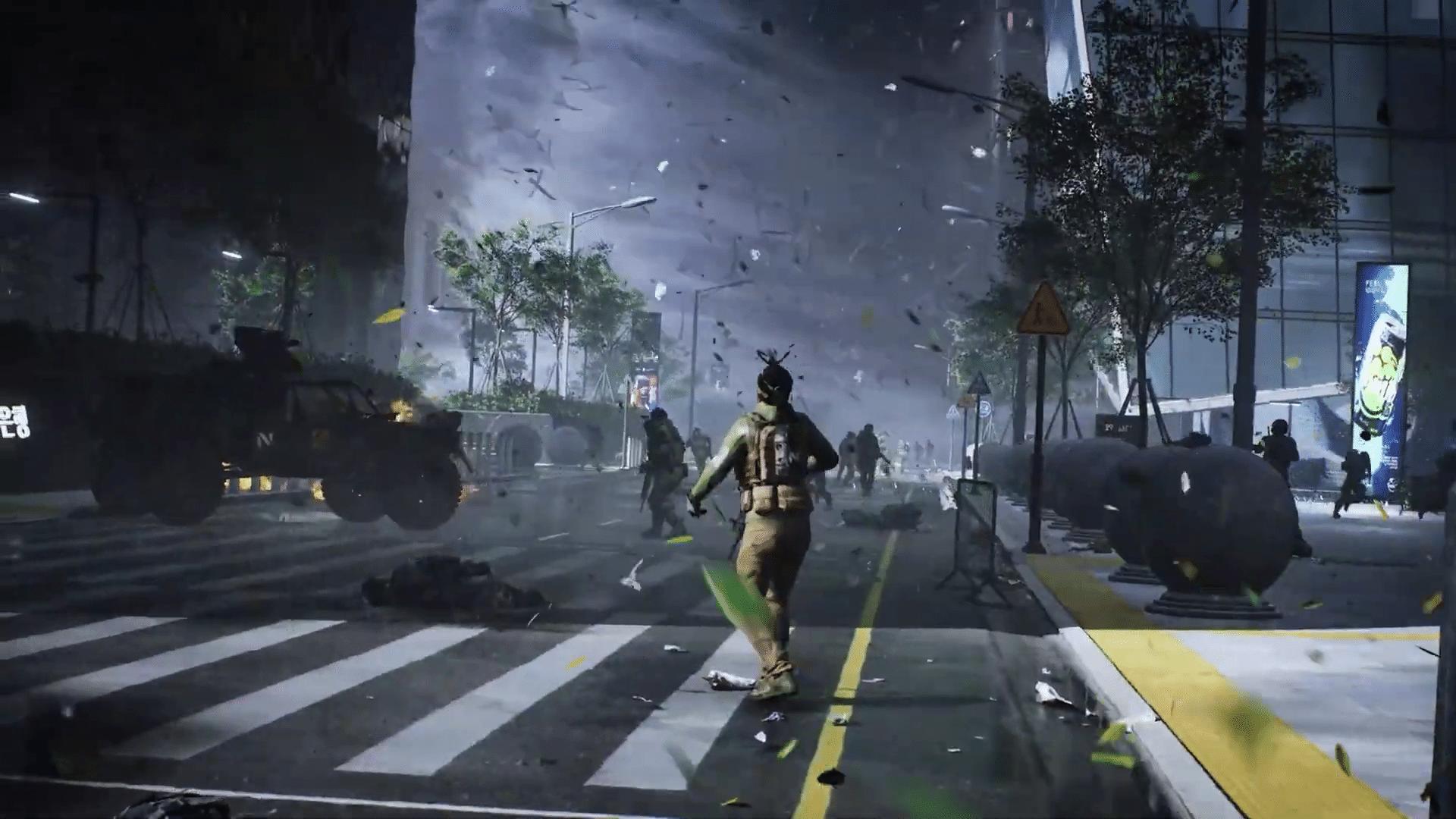 Battlefield 2042 damage types