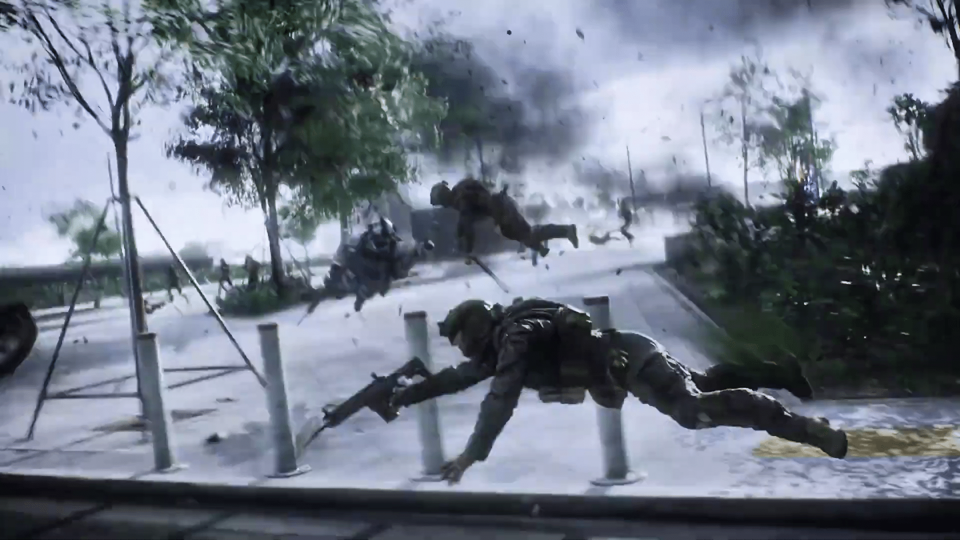 Battlefield 2042 FIFA 22 Items Spotted, More Vehicle Loadout Details Surface