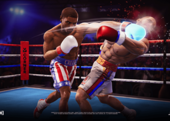 Big Rumble Boxing: Creed Champions Release Date