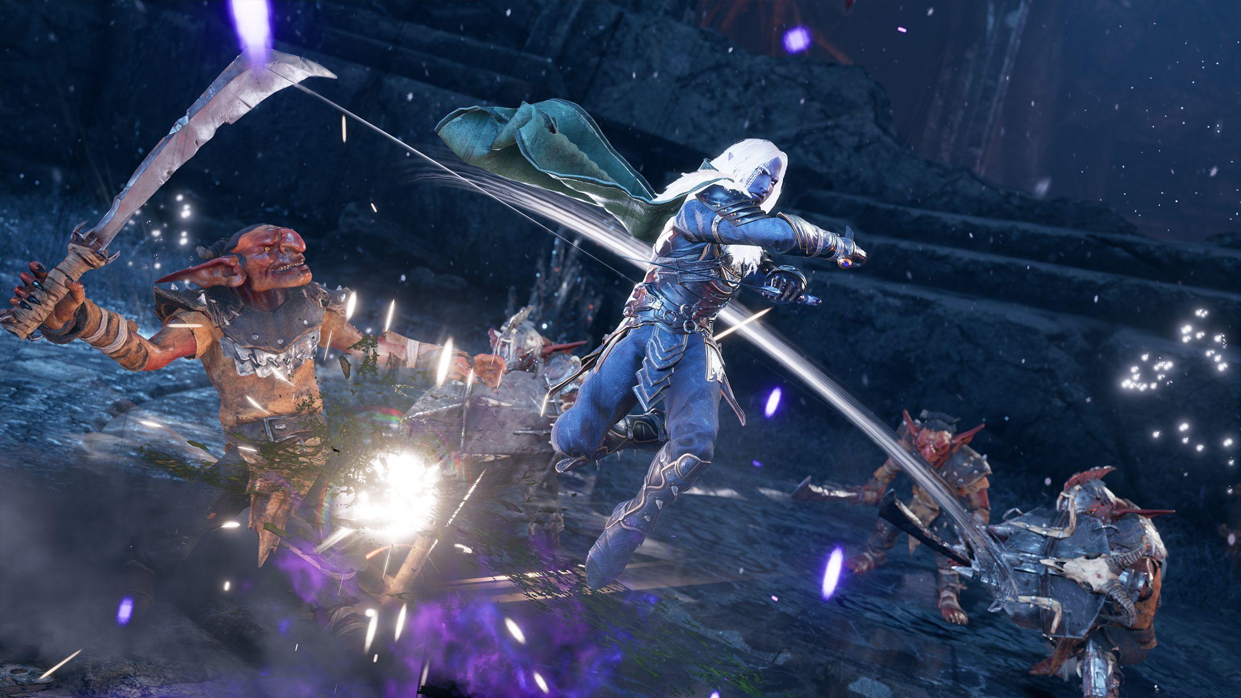 Dungeons Dragons Dark Alliance Review