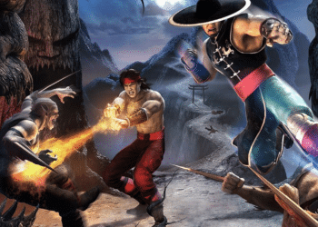 Mortal Kombat Shaolin Monks