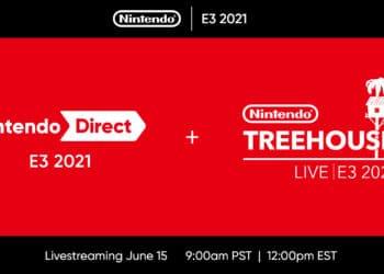 Nintendo E3 2021 Direct