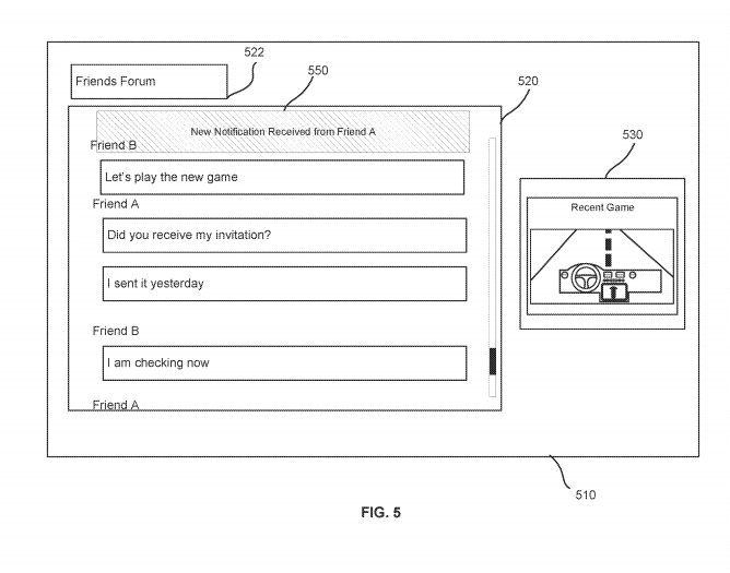 Sony Files Patent for Smarter Notifications Management for Users