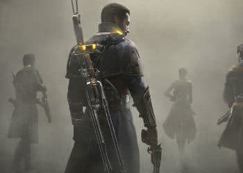 The Order 1886 Full screen mod