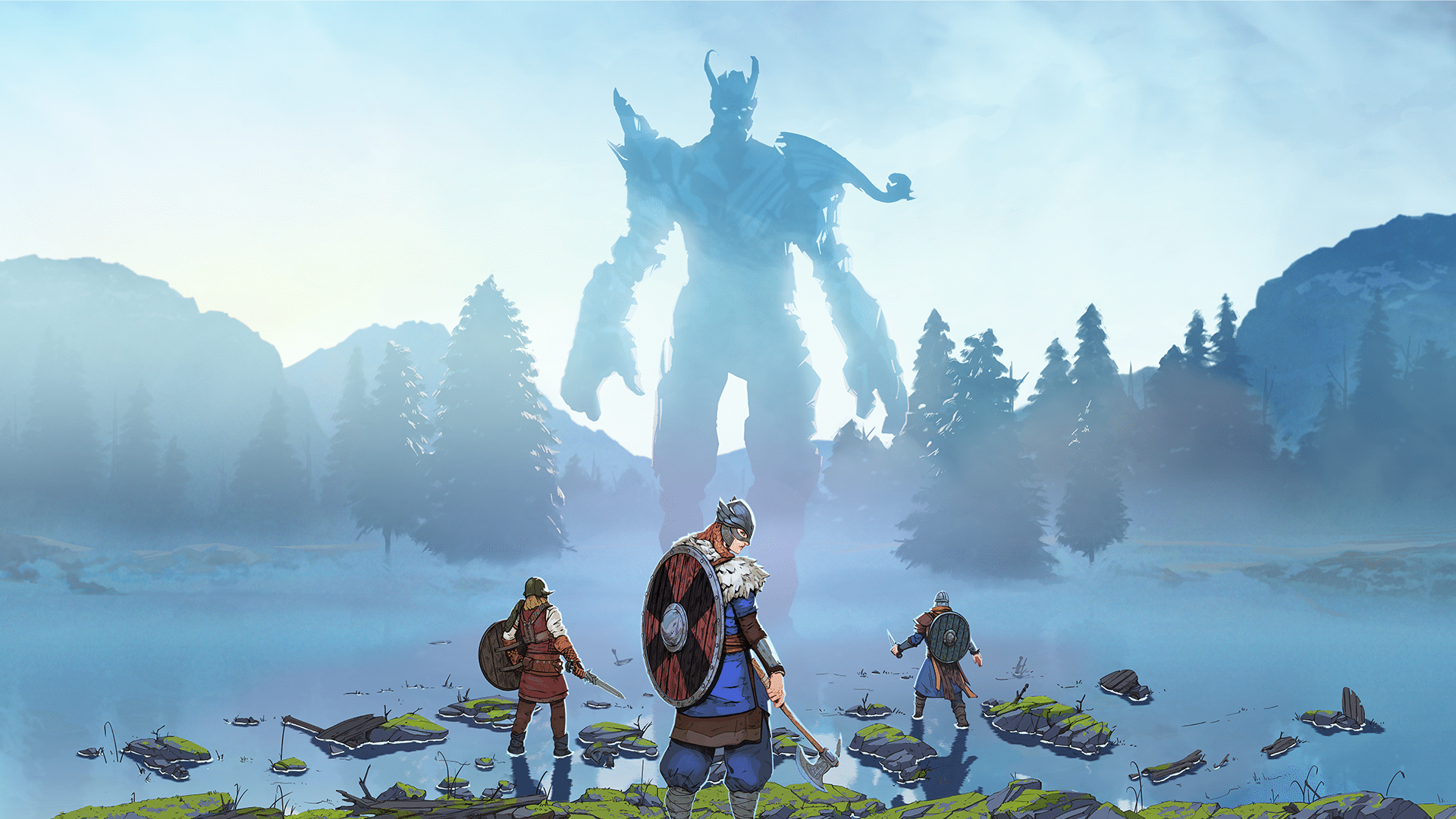 Tribes of Midgard Update 1.03