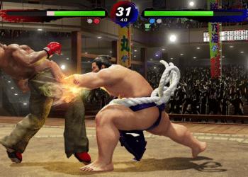 Virtua Fighter 5 Ultimate Showdown Update 1.03