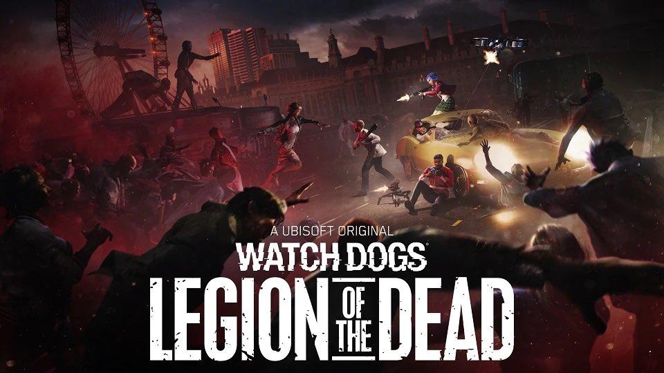Watch Dogs Legion Update 1.17