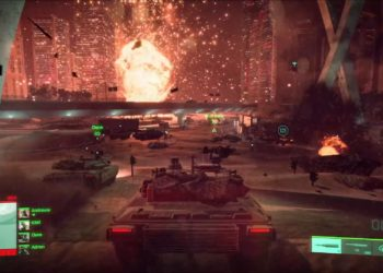 Battlefield 2042 LCMG