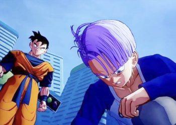 Dragon Ball Z: Kakarot Trunks: The Warrior of Hope DLC