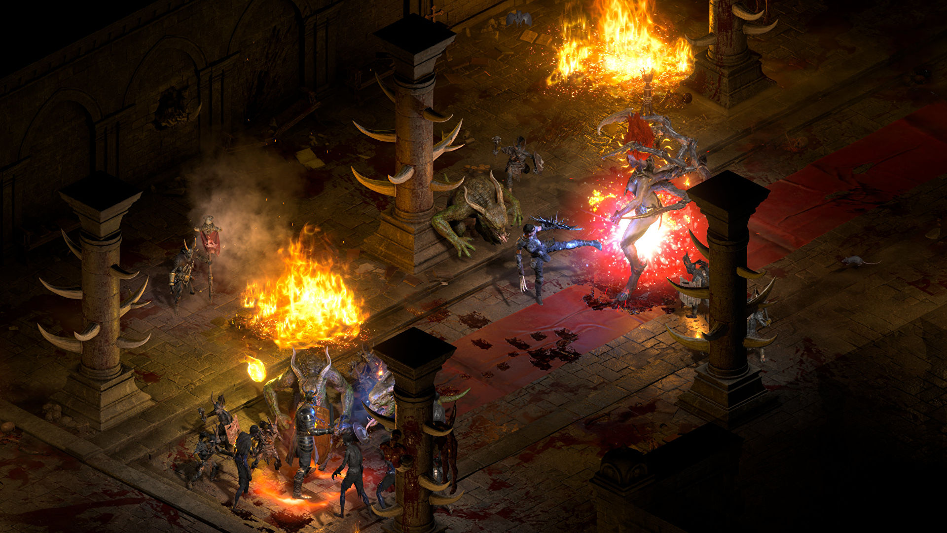 diablo 2 resurrected release date announced open beta