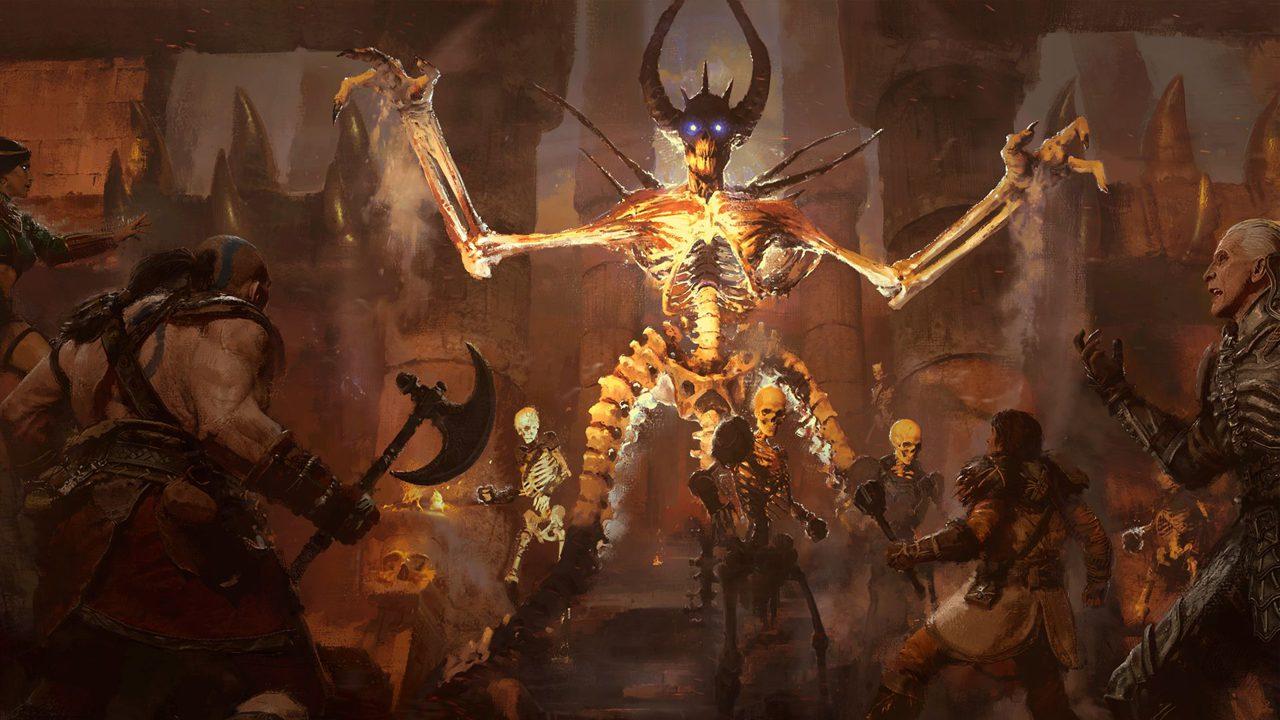 Diablo 2 Resurrected Update 1.03
