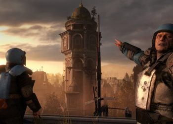 New Dying Light 2 Gameplay Trailer