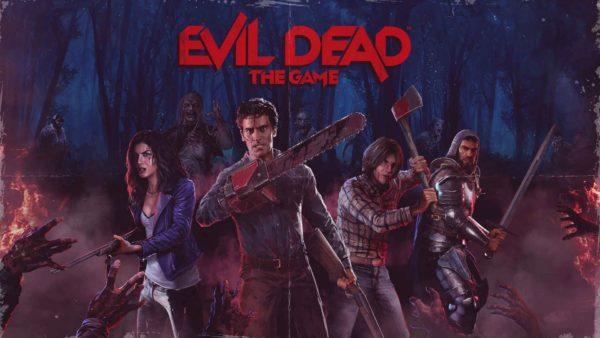Evil Dead: The Game Cover Art
